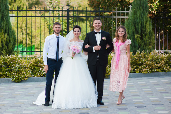 Свадьба в сентябре - фото №53