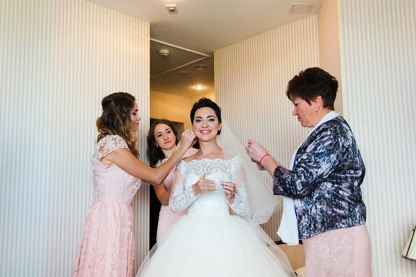 Свадьба в сентябре - фото №23