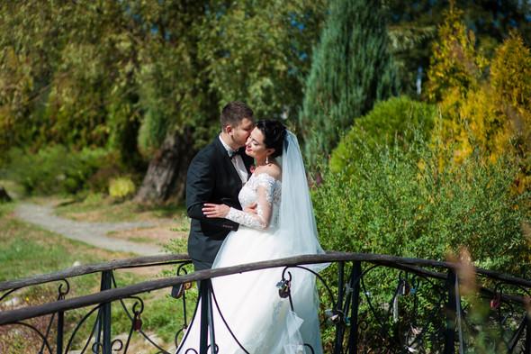 Свадьба в сентябре - фото №61