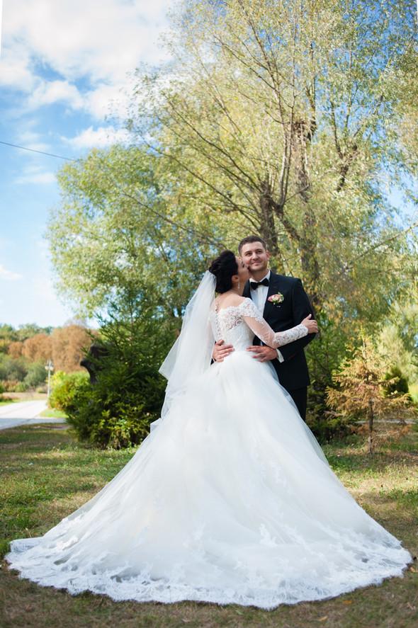 Свадьба в сентябре - фото №90