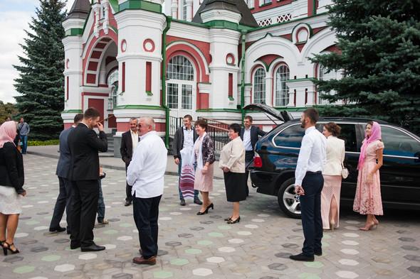 Свадьба в сентябре - фото №40