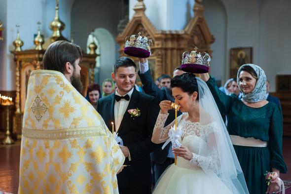 Свадьба в сентябре - фото №50