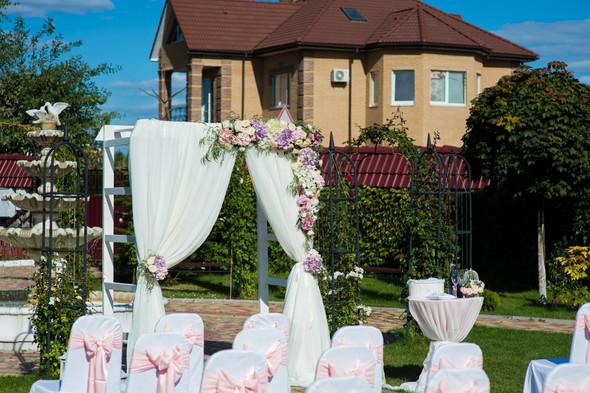 Свадьба в сентябре - фото №97