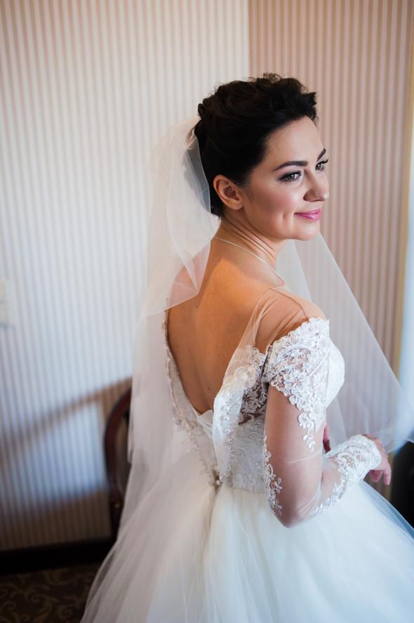 Свадьба в сентябре - фото №9