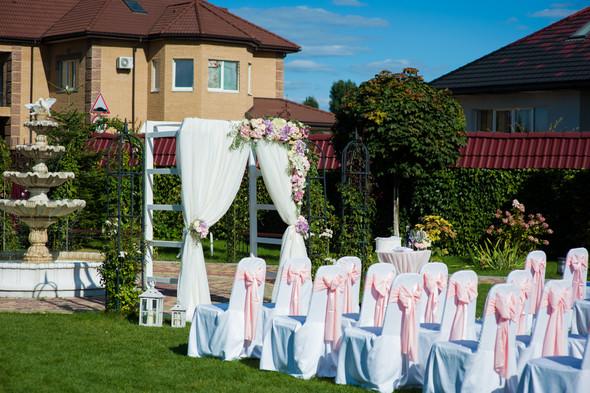 Свадьба в сентябре - фото №98