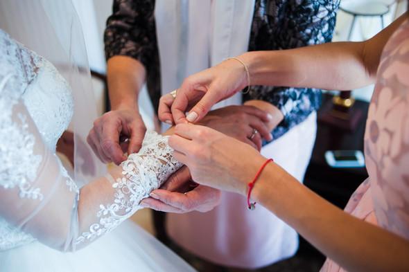Свадьба в сентябре - фото №19