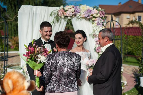 Свадьба в сентябре - фото №120