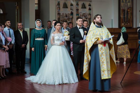 Свадьба в сентябре - фото №44