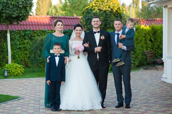 Свадьба в сентябре - фото №136