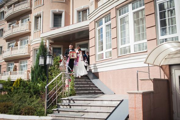 Свадьба в сентябре - фото №35