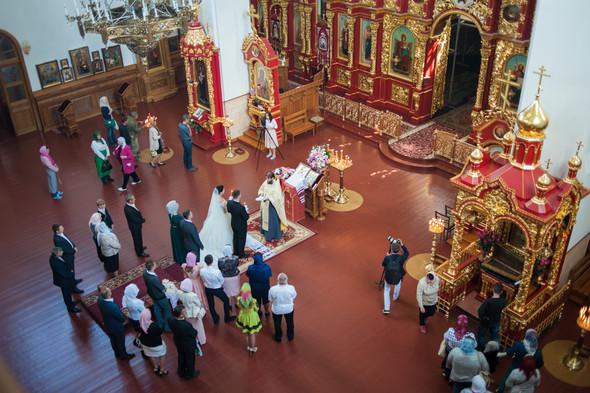 Свадьба в сентябре - фото №47