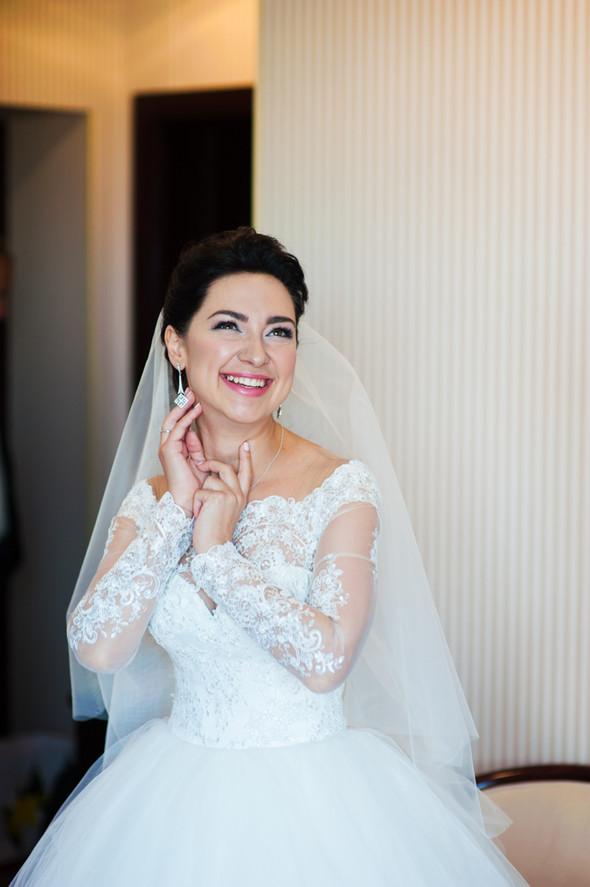 Свадьба в сентябре - фото №25