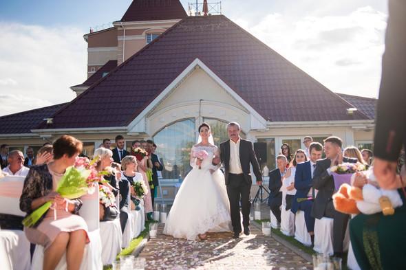Свадьба в сентябре - фото №110