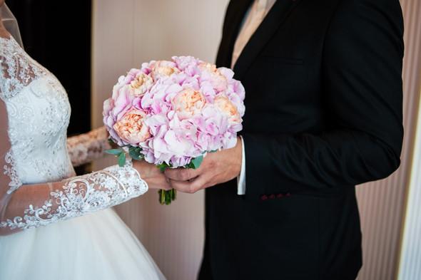 Свадьба в сентябре - фото №30