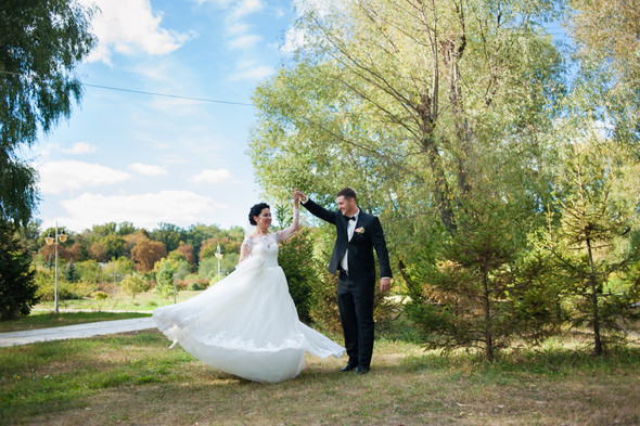 Свадьба в сентябре - фото №70