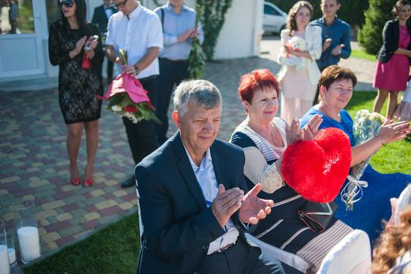 Свадьба в сентябре - фото №112