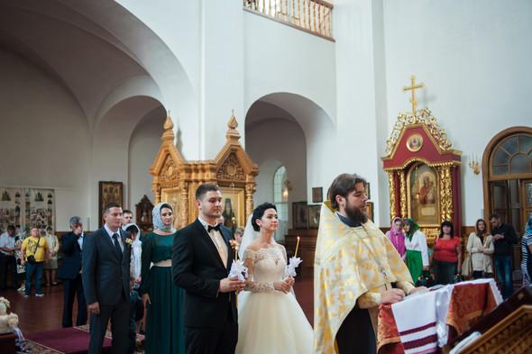 Свадьба в сентябре - фото №48