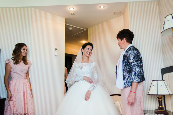 Свадьба в сентябре - фото №22