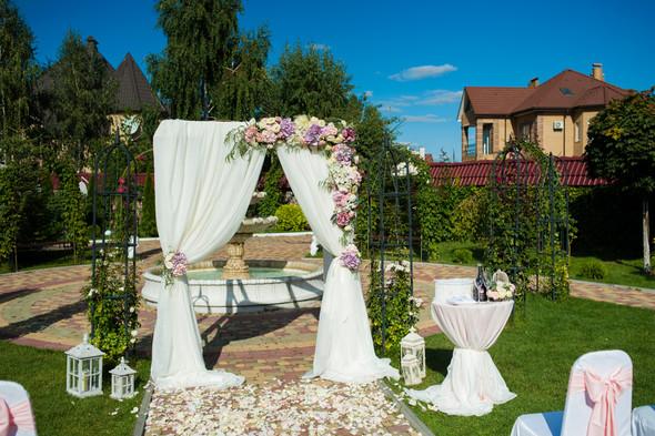 Свадьба в сентябре - фото №101