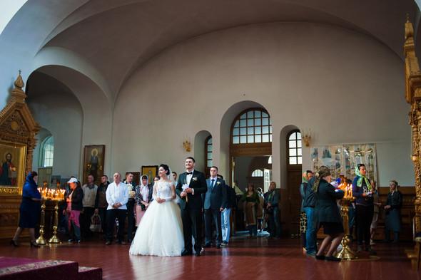 Свадьба в сентябре - фото №43