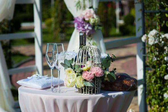 Свадьба в сентябре - фото №99