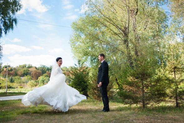 Свадьба в сентябре - фото №91