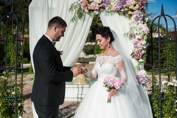 Свадьба в сентябре - фото №118