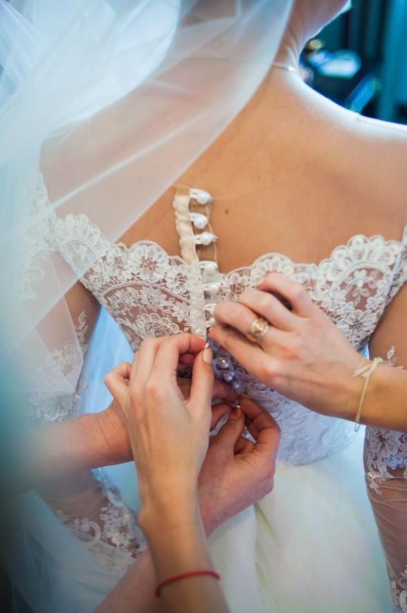 Свадьба в сентябре - фото №21