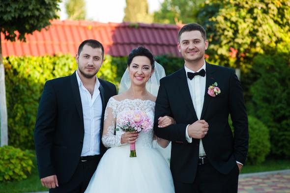 Свадьба в сентябре - фото №132
