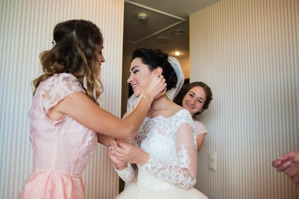 Свадьба в сентябре - фото №24