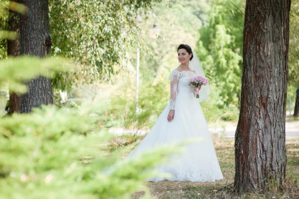 Свадьба в сентябре - фото №68