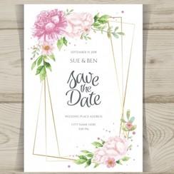 Свадебные приглашения - фото 4