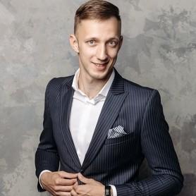 Ведущий Богдан Таций