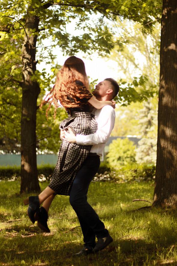 Love story на ВДНХ - фото №17