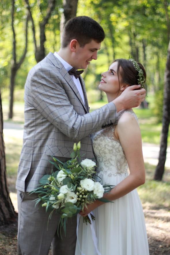 Свадьба в последний день лета - фото №3