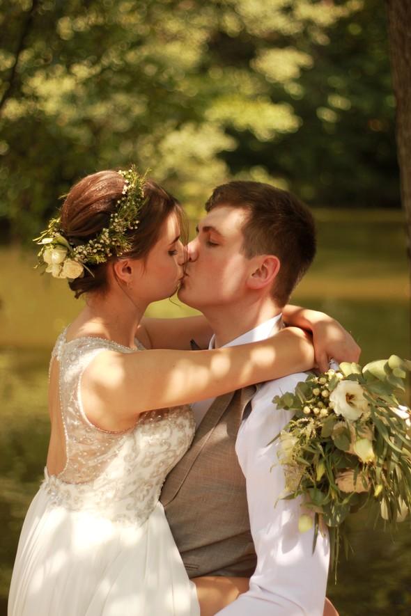 Свадьба в последний день лета - фото №14