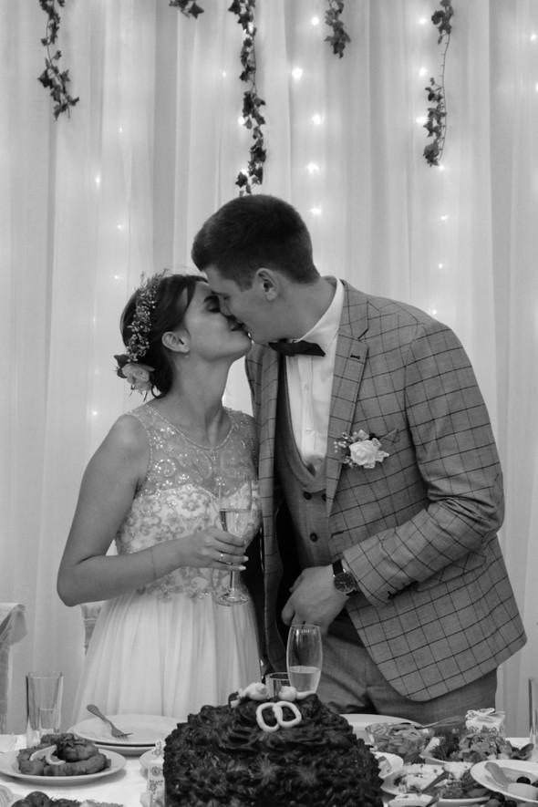 Свадьба в последний день лета - фото №18