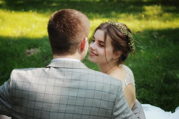 Свадьба в последний день лета - фото №8