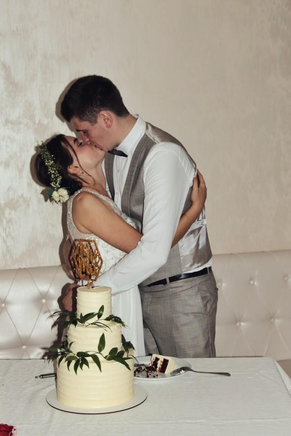 Свадьба в последний день лета - фото №22