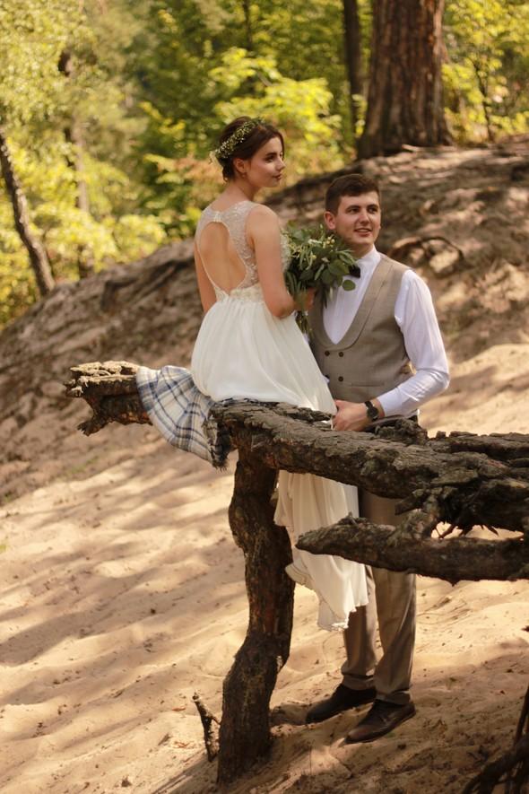 Свадьба в последний день лета - фото №9