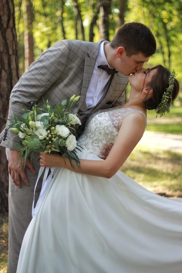 Свадьба в последний день лета - фото №4