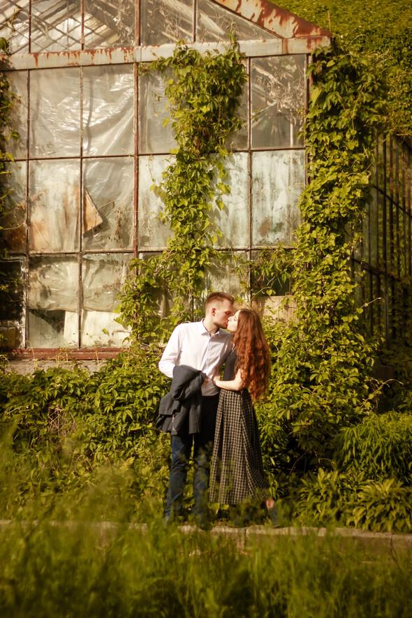 Love story на ВДНХ - фото №11