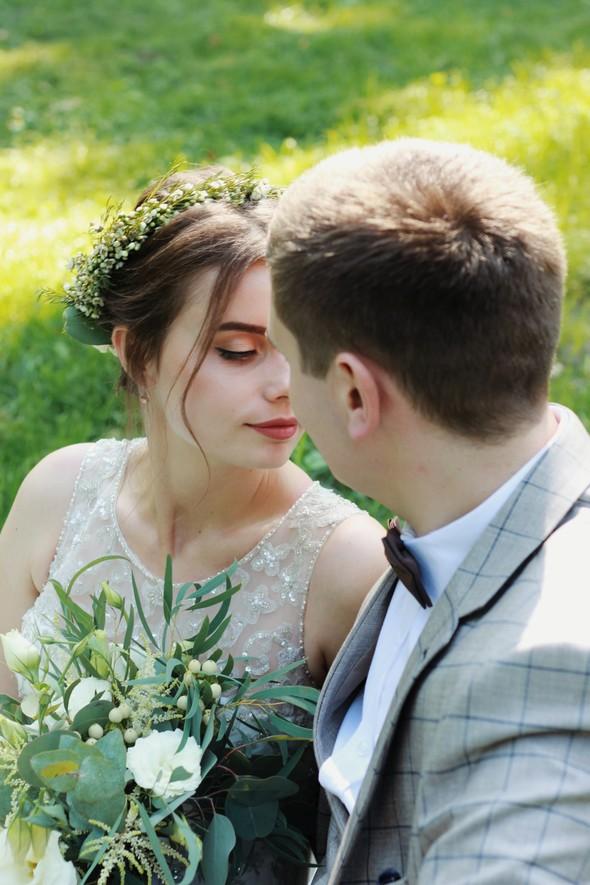 Свадьба в последний день лета - фото №7