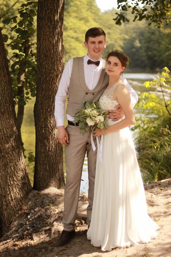 Свадьба в последний день лета - фото №11
