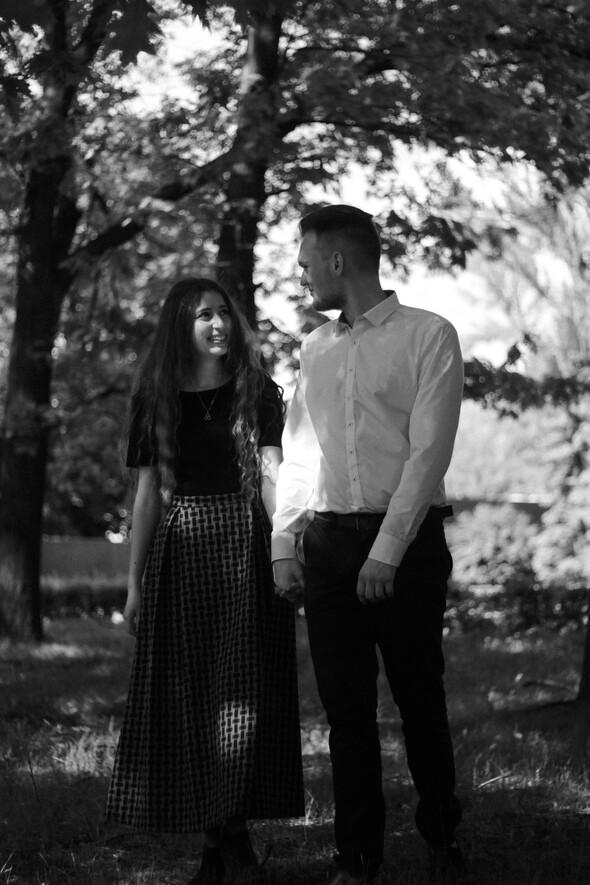 Love story на ВДНХ - фото №22