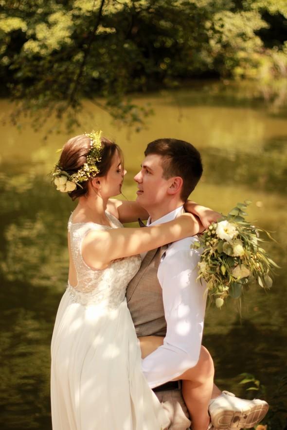 Свадьба в последний день лета - фото №12