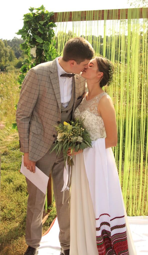 Свадьба в последний день лета - фото №16
