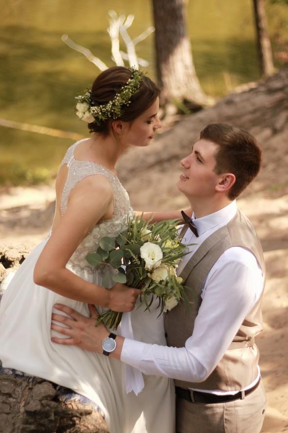 Свадьба в последний день лета - фото №10