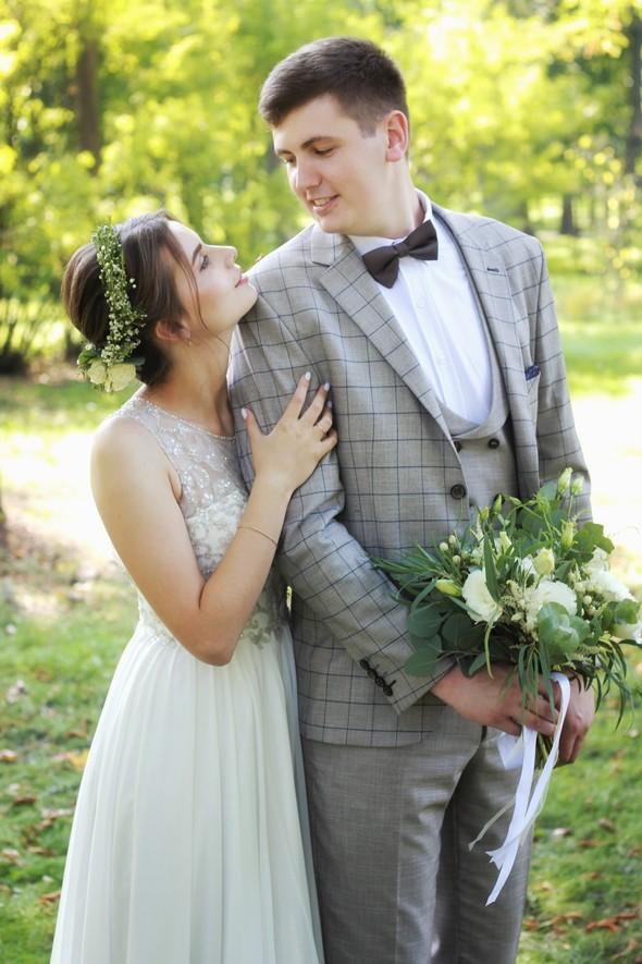 Свадьба в последний день лета - фото №5