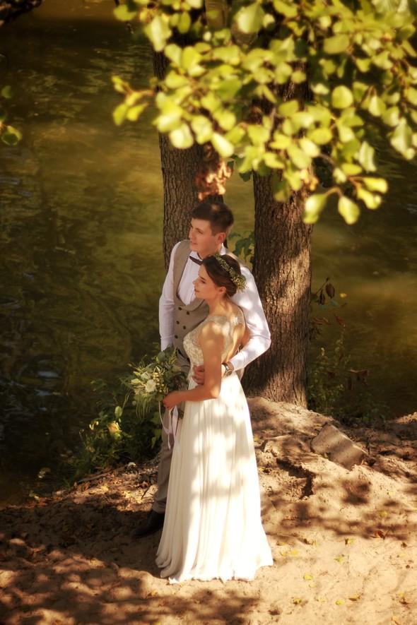 Свадьба в последний день лета - фото №13
